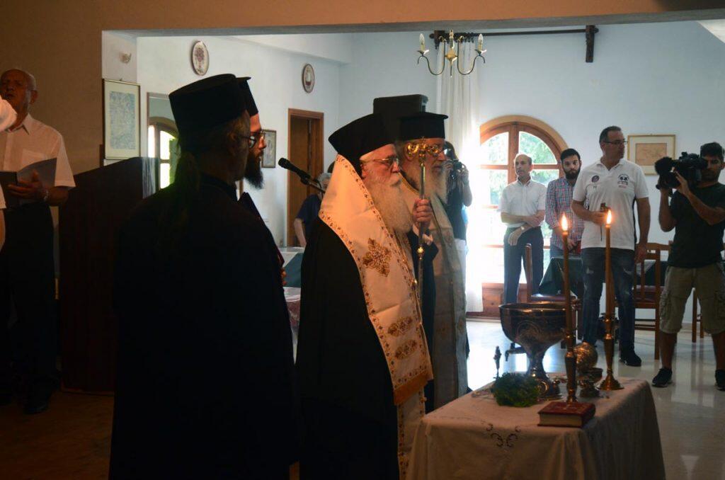 Εκκλησιαστικό Μουσείο στην Αγιά εγκανίασε ο Δημητριάδος Ιγνάτιος