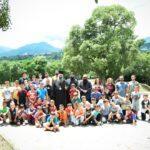 Συνεχίζεται η φιλοξενία παιδιών στην Ιερά Μονή Αγίου Γεωργίου Ρητίνης