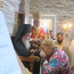 Αγία Μαρίνα: Μεγαλοπρεπής Εορτή στην ομώνυμη Ιερά Μονή της Άνδρου