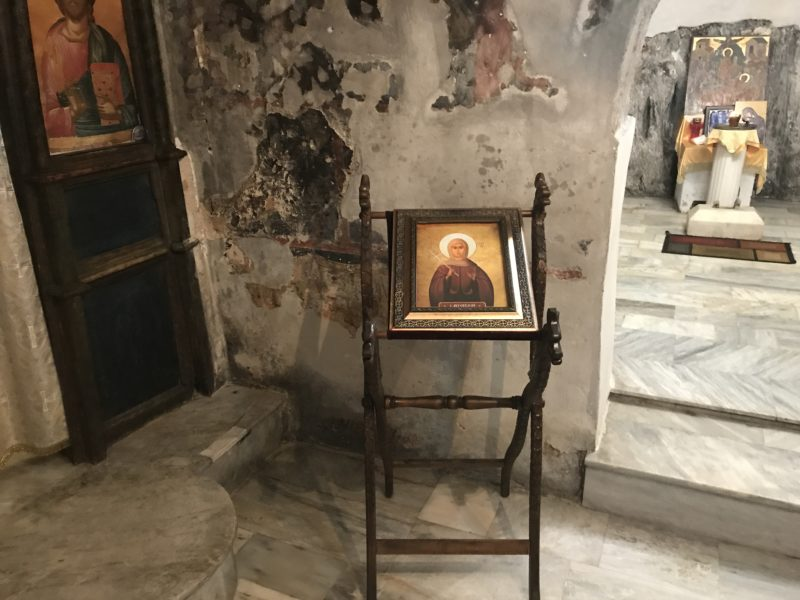 Κηφισιά Τώρα: Ιερά Αγρυπνία στο ιστορικό παρεκκλήσι της Παναγίας Χελιδονούς