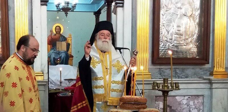 Η Εορτή του Προφήτη Ηλία στην Αλεξάνδρεια της Αιγύπτου