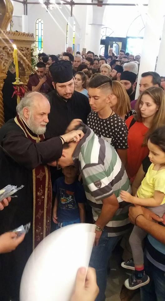 Άγιοι Ισίδωροι: Με την ευλογία του Αρχιεπισκόπου μεταβήκαμε στο Λαγκαδά - Πάμπολλα τα θαύματα