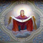 Τίμια Εσθήτα της Παναγίας μας - Το θαύμα κατά την Α΄ Πολιορκία της Κωνσταντινούπολης