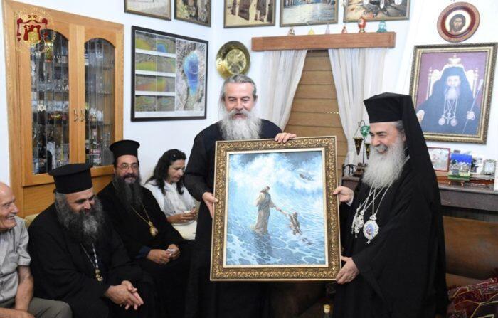 Ιεροσόλυμα: Λαμπρή Εορτή Αγίων Αποστόλων Πέτρου και Παύλου