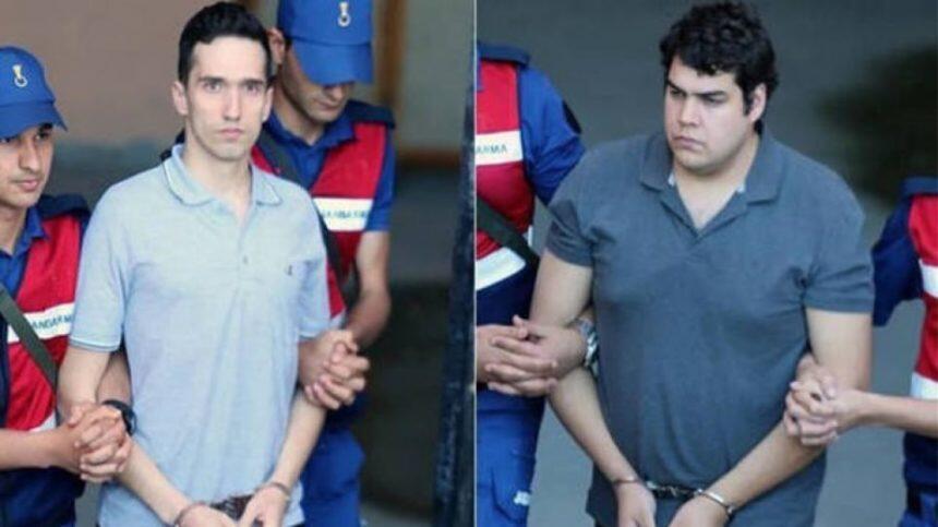 Έλληνες στρατιωτικοί: Συγκλονίζει ο πατέρας Μητρετώδη - Τα παιδιά μας είναι όμηροι πολιτικού παιχνιδιού