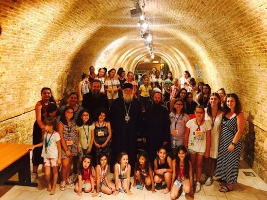 Κερκύρας: Η Εκκλησία είναι εκείνη που διαπλάθει και οικοδομεί ανθρώπινες προσωπικότητες