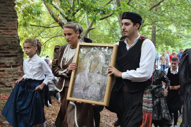 Ο Οικουμενικός Πατριάρχης και φέτος στην Φανερωμένη Κυζίκου στις 23 Αυγούστου