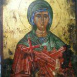 Αγία Μαρίνα: Είμαι Χριστιανή και θεωρώ σκουπίδια τις τιμές και τις δόξες του κόσμου