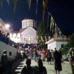 Αγία Μαρίνα: Κοσμοσυρροή πιστών στη Βόνη