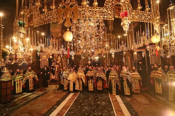 Άγιο Όρος: Επέτειος 500 χρόνων από της μεταβάσεως του Αγίου Μαξίμου του Βατοπαιδινού στην Ρωσία
