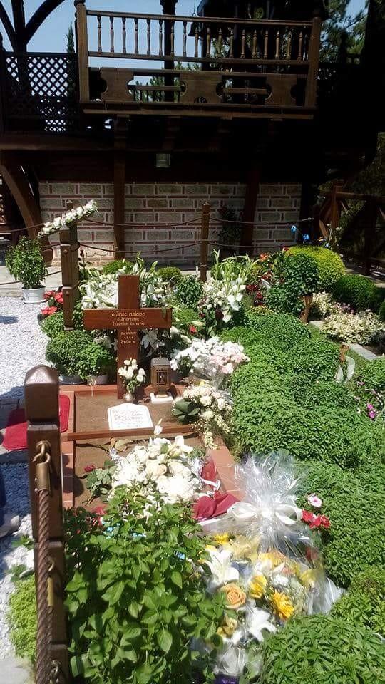 Άγιος Παΐσιος - Σουρωτή - Τώρα: Ουρές χιλιομέτρων για να προσκυνήσουν τον τάφο του Γέροντα