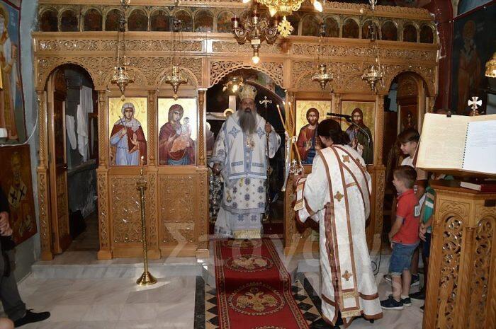 Καλαμπάκα: Στη Νέα Ζώνη τα Λείψανα της Αγίας Κυριακής