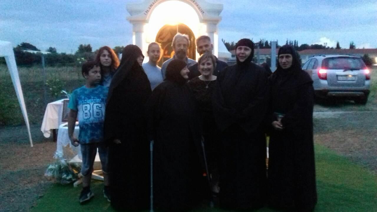 Γιαννιτσά: Θυρανοίξια Ιερού Παρεκκλησίου Αναστάντος Χριστού κ Αγίου Παϊσίου