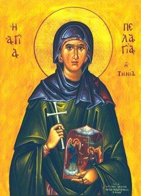 23 Ιουλίου: Αγία Πελαγία η Τηνία