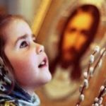 Βραδινή προσευχή για μικρά παιδιά