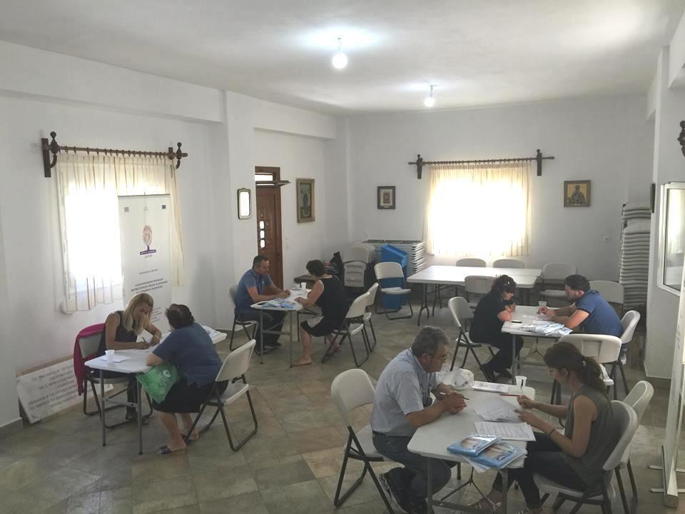 Η «ΑΠΟΣΤΟΛΗ» δίπλα στους ακρίτες στο Καστελόριζο