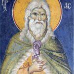 Ο Προφήτης Ηλίας και ο Γέροντας Δαμασκηνός