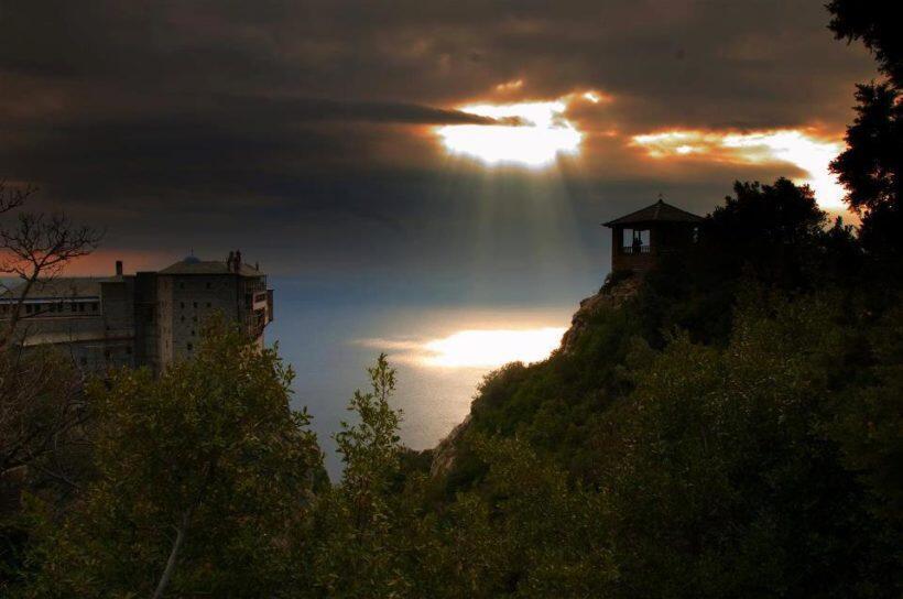 Άγιο Όρος: Οι Χριστιανοί ως μιμητές του Χριστού