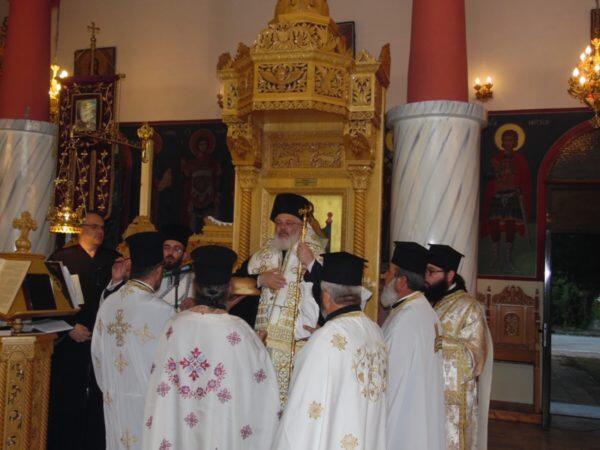 Ο Επίσκοπος Σούπρασλ Ανδρέας στο Διδυμότειχο