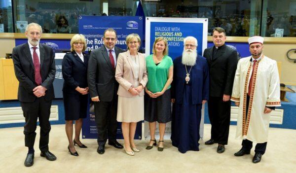 «Εφαρμόζοντας τον Ευρωπαϊκό Κοινωνικό Πυλώνα: Ο ρόλος των Εκκλησιών και των Θρησκειών»