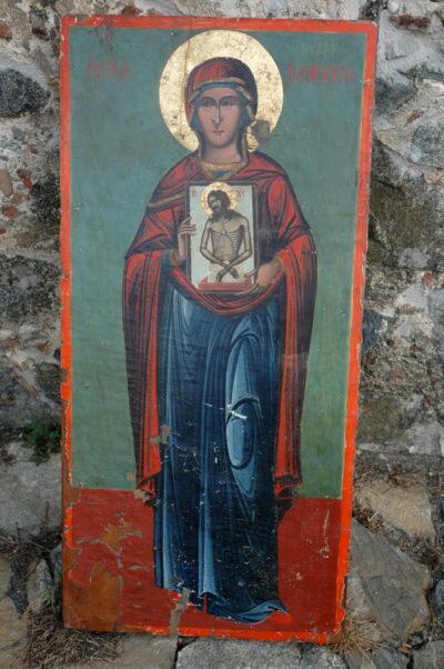Αγία Παρασκευή: Κατέστη σκεύος εκλογής και δοχείο των χαρισμάτων του Αγίου Πνεύματος