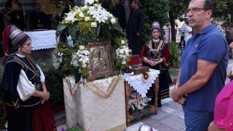 Αγία Παρασκευή: Σε κλίμα οδύνης η Εορτή στο Βόλο