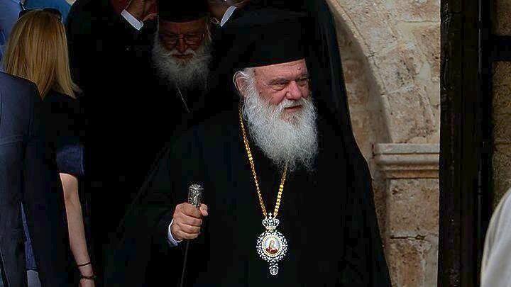 Στην Καλαμπάκα το Φθινόπωρο ο Αρχιεπίσκοπος κ. Ιερώνυμος