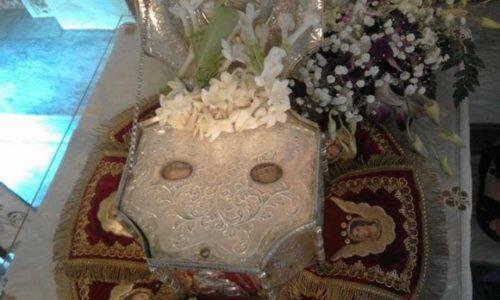 Αγία Μαρίνα: Κοσμοσυρροή στο Τσαλικάκι