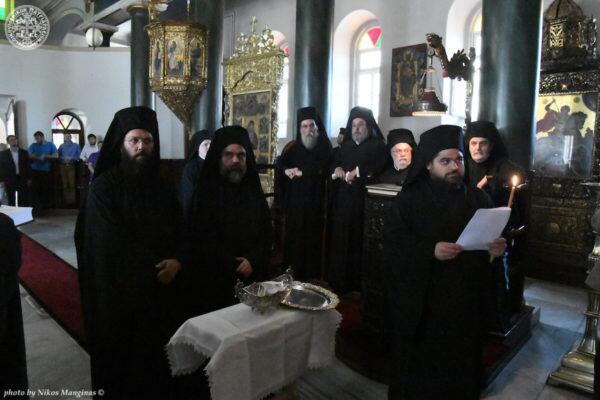 Εκλογές νέων μητροπολίτων: Στιγμιότυπα από το Οικουμενικό Πατριαρχείο