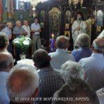 Αρχιερατική Θεία Λειτουργία στο Δίστρατο Άρτης