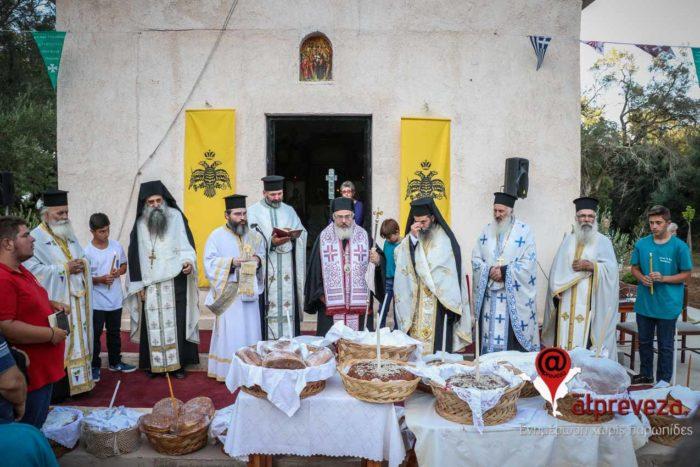 Πρέβεζα: Σε κλίμα συγκίνησης τα θυρανοίξια του νέου Ιερού Ναού των Αγίων Αποστόλων