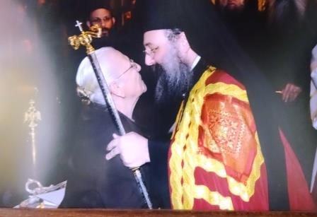 Ετήσιο Μνημόσυνο της κατά σάρκα μητρός του Σεβασμιωτάτου Μητροπολίτου Πατρών