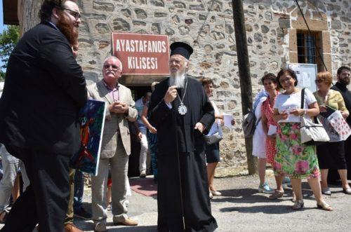 Ο Οικουμενικός Πατριάρχης περιοδεύει στην Μητρόπολη Πισιδίας
