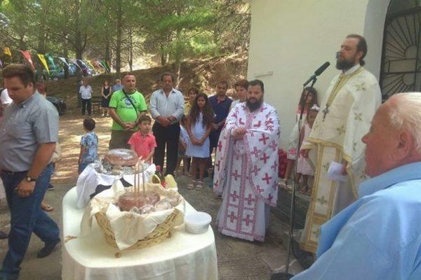 Την Αγία Μαρία Μαγδαληνή τίμησε η Σέττα Ευβοίας