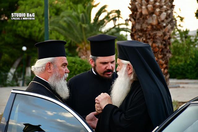 Η Νέα Κίος τιμά την προστάτιδά της Παναγίας Τριχερούσα