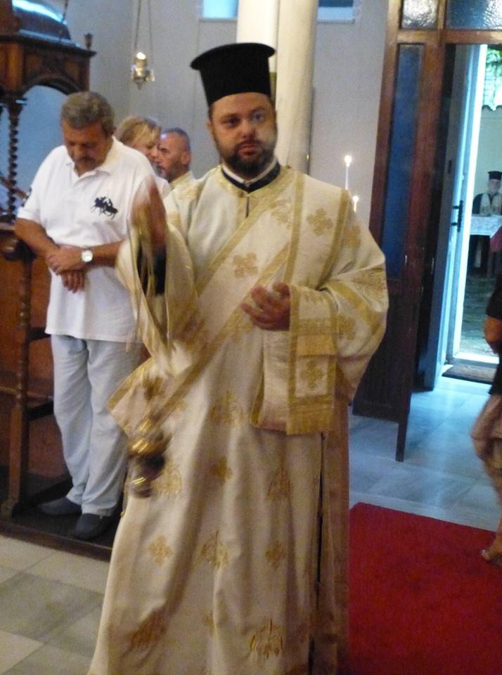 Προφήτης Ηλίας: Αρχιερατικός Εσπερινός στο Μέγα Ρεύμα