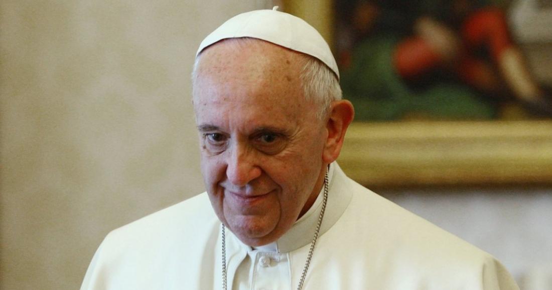 Ο Πάπας Φραγκίσκος έστειλε μήνυμα συμπαράστασης στον Πρόεδρο της Δημοκρατίας