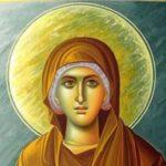 Αγία Παρασκευή: Η Προσευχή της