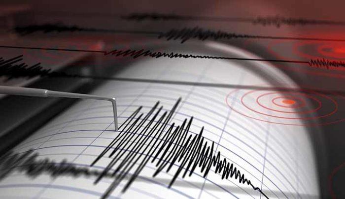 Σεισμός - Ρόδος: 3,1 Ρίχτερ