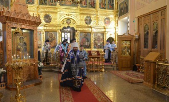 Συμμετοχή του Μητροπολίτη Βολοκολάμσκ Ιλαρίωνα στην έκθεση αριστουργημάτων της Εκκλησιαστικής Τέχνης της Βουλγαρίας