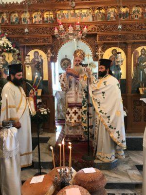 Ιεράπετρα: Λαμπρή η πανήγυρη του Ιερού Ναού Αγίων Αναργύρων στην Ενορία Μύρτου