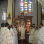 Η Εορτή της Αγίας Μαρίνας στη Μητρόπολη Κορίνθου