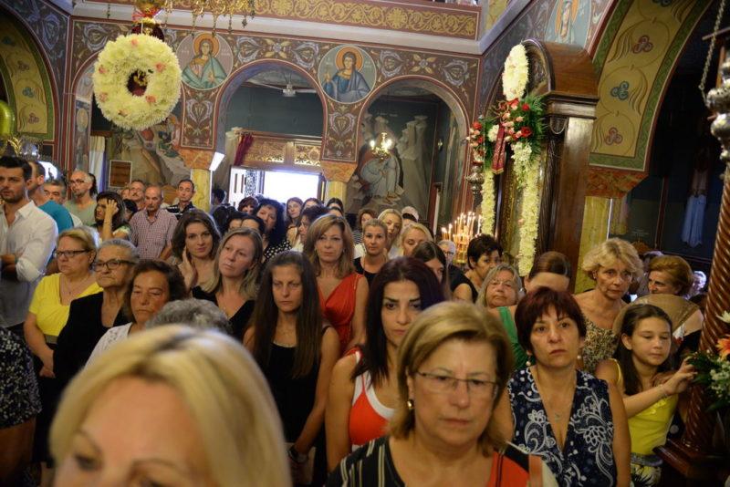 Αγιος Παντελεήμονας: Λαμπρή Εορτή στη Μητρόπολη Πατρών