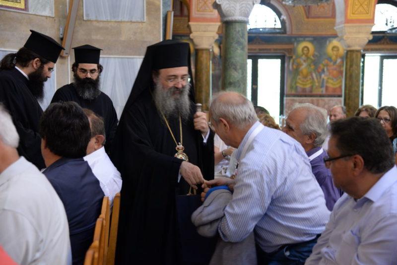 Πατρών: Οι Απόδημοι Αρκάδες μεγαλούργησαν με την πίστη στό Θεό και την αγάπη στην Ελλάδα