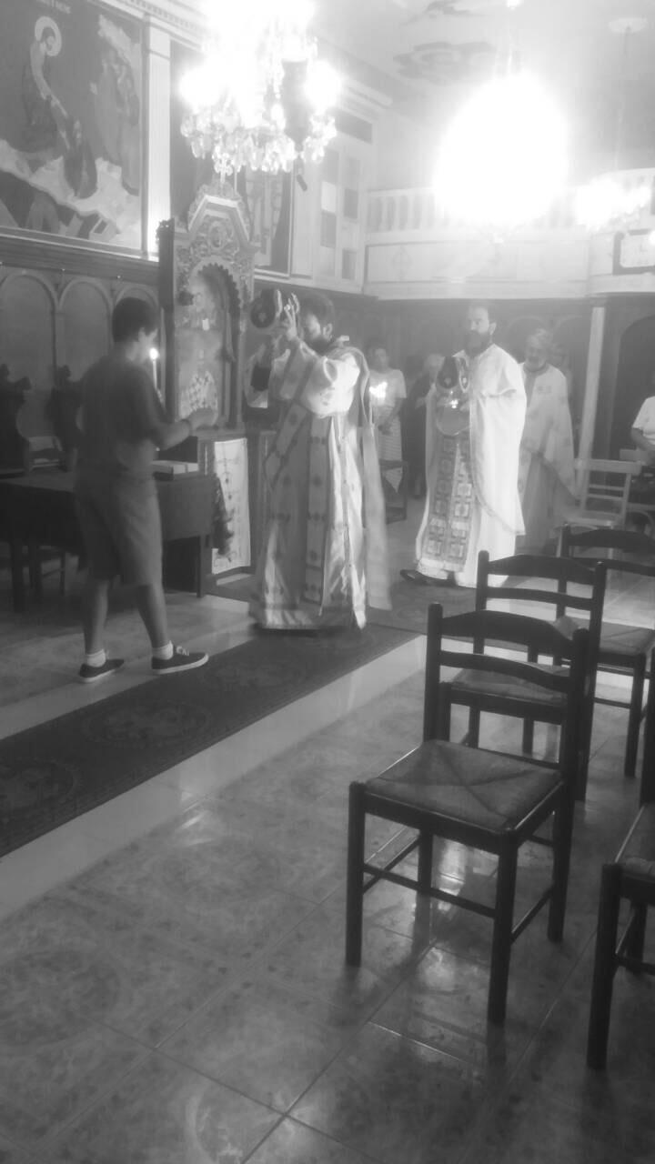 Πανηγυρική Θεία Λειτουργία στον Ιερό Ναό Αγίου Ανατολίου Δραγάνου