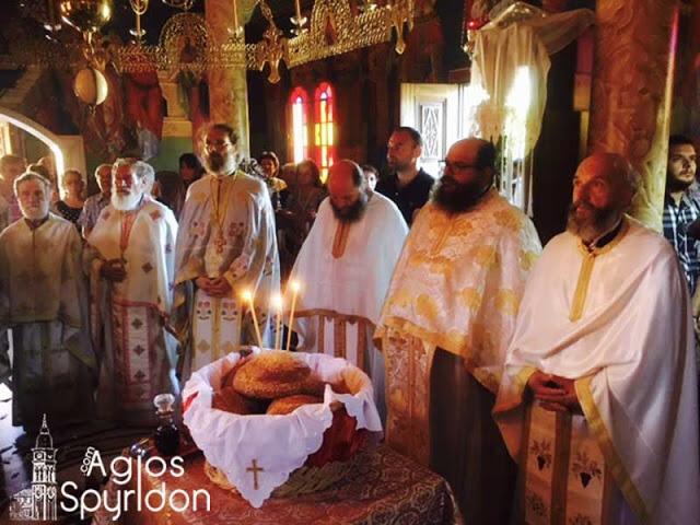Κερκύρας: Η Αγία Κυριακή είναι σύμβολο αντίστασης κατά του πειρασμού