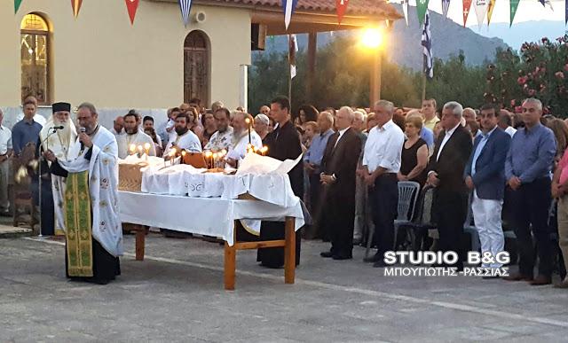 Άγιος Προκόπιος: Γιορτάζει το εκκλησάκι του στο Άργος