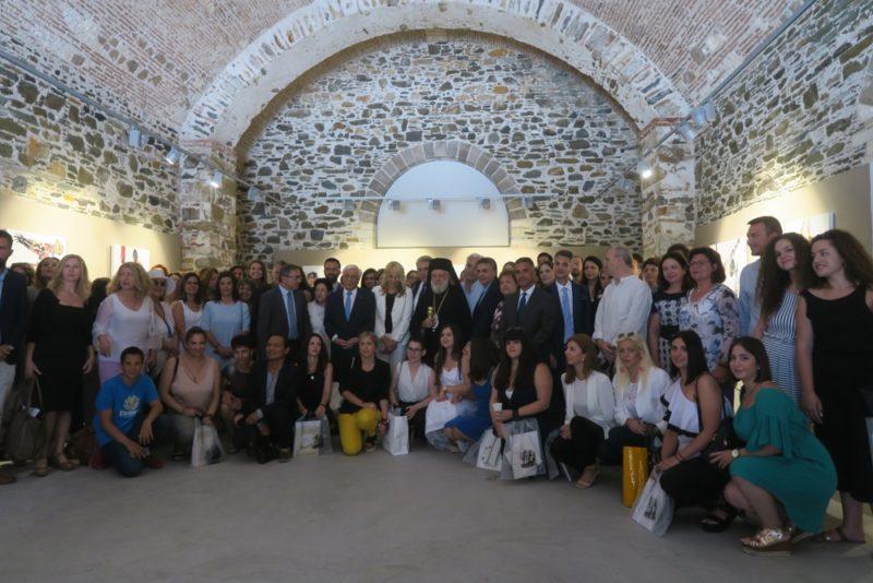Ερμούπολη: Η παρουσίαση του βιβλίου του Προέδρου της Δημοκρατίας κ. Προκοπίου Παυλοπούλου