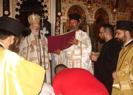 Η εκκλησία της Αγίας Μαρίνας στο Τσαλικάκι απέκτησε άλλους δύο ψάλτες