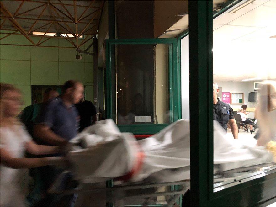 Φωτιά Νέος Βουτζάς-Κινέτα ΤΩΡΑ: 8 νεκροί 25 τραυματίες - Φωτογραφίες ΣΟΚ